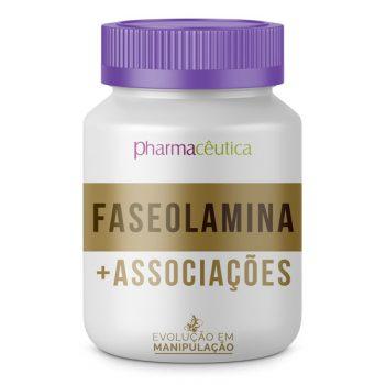 Faseolamina + Associações
