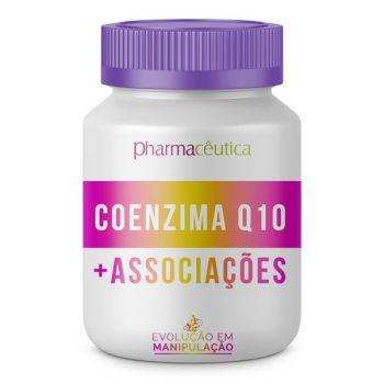 Coenzima Q10 + Associações